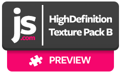 JS.com - High Definition Texture Pack B